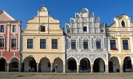 Historic Centre of Telč - Czech Republic