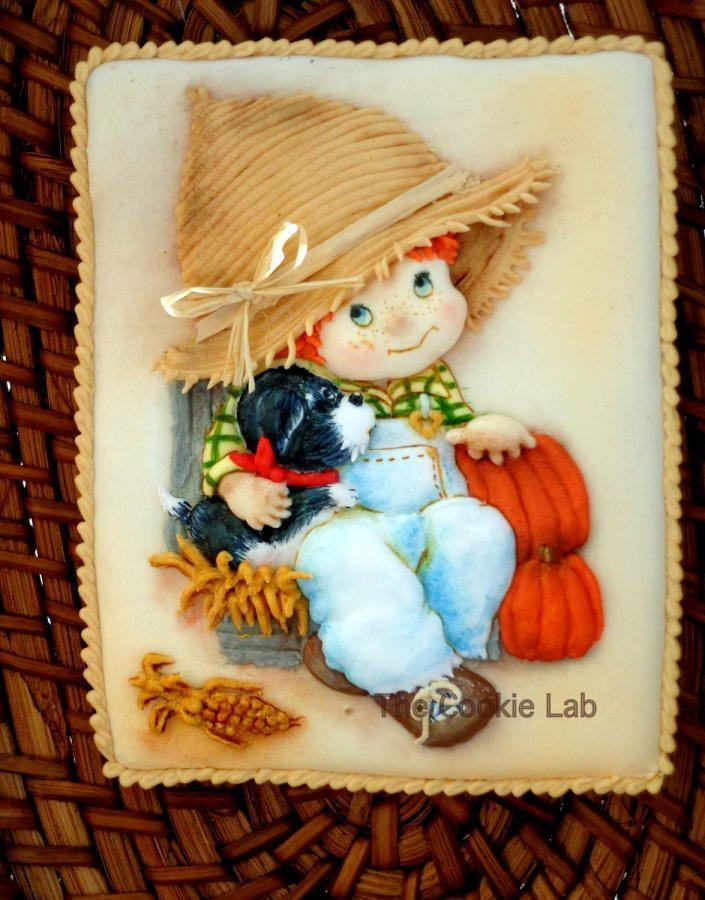 Bye bye Summer.... Hello Autumn! by The Cookie Lab - Bolachas Decoradas Artesanais