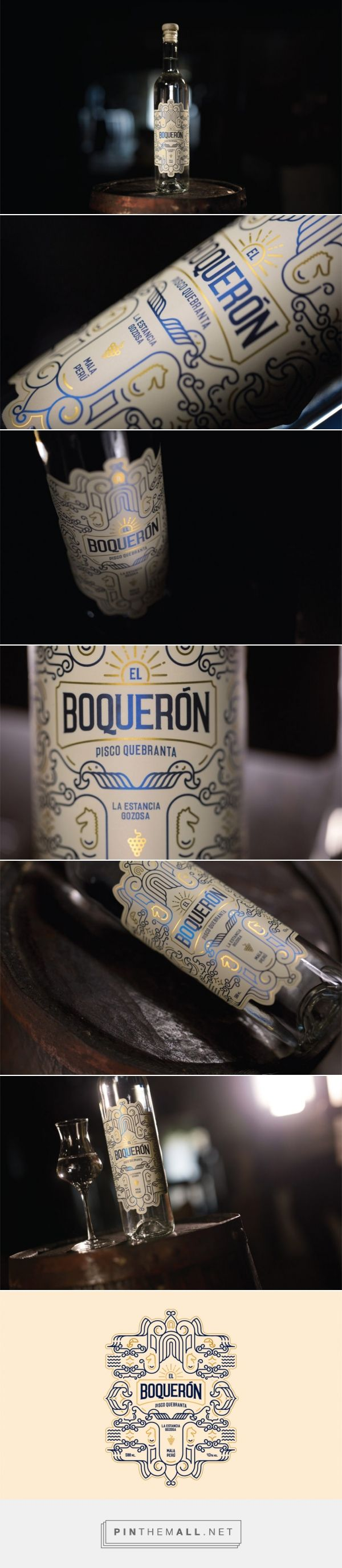 Pisco El Boquerón – Sed:... - a grouped images picture - Pin Them All
