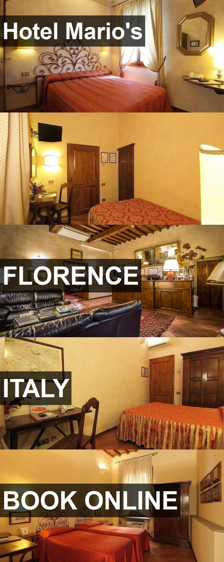 Hotel Mario S In Florence Italy For More Information Photos