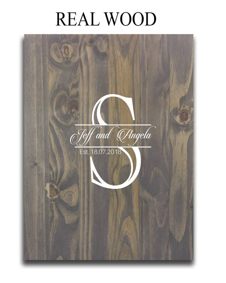 Wood wedding Guest Book, guest book alternative, Guest book Tree, guest book sign, wedding guest sign in, guest book ideas, guest sign in by ForestHillDesignsCA on Etsy