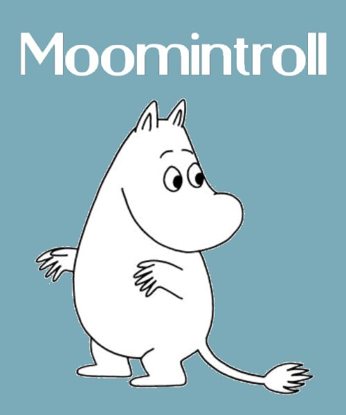 Moomintroll, Moomin, Tove Jansson