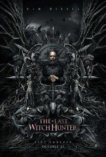 The Last Witch Hunter (2015):El último cazador de brujas es todo lo que se interpone entre la humanidad y las fuerzas combinadas de las brujas más terribles de la historia.