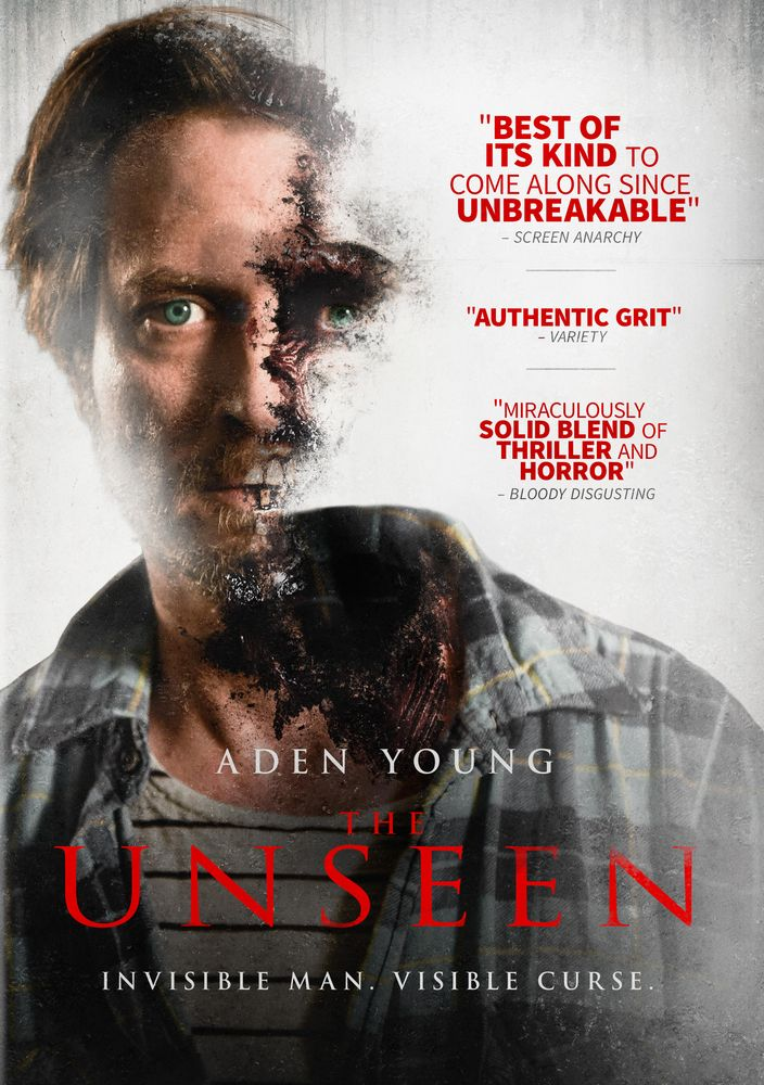 The Unseen Dvd 2016 Best Buy Invisible Man Thriller Latest Horror Movies