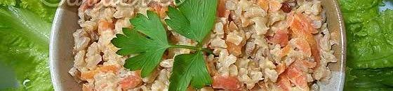 Risoto de Arroz Integral com Legumes » Acompanhamentos, Receitas Saudáveis » Guloso e Saudável