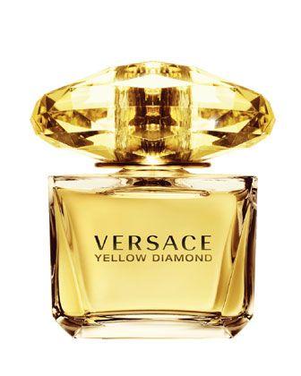 Yellow Diamond Eau de Toilette  by Versace at Bergdorf Goodman.