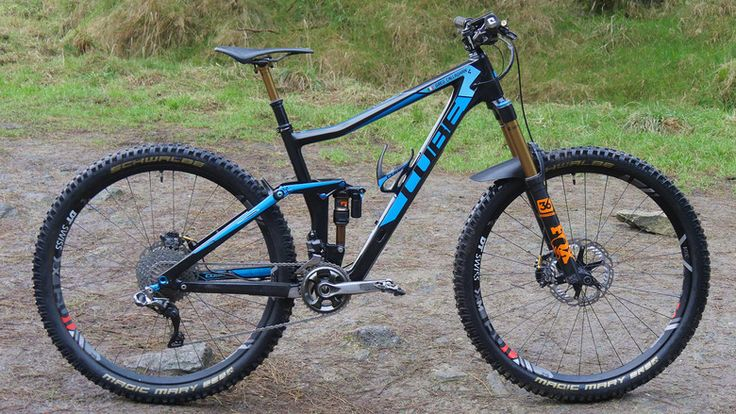 Pro Bike Check: Greg Callaghan's Cube Stereo 140 C:62 29 - Mountain Bikes Feature Stories - Vital MTB