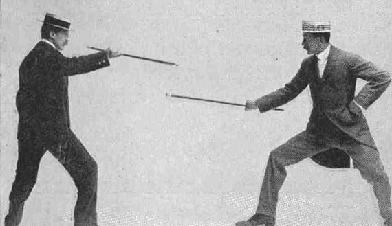 How to Fight Like a Victorian Gentleman Bartitsu, the Sherlock Holmes art of self-defense, is coming back.