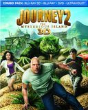 Journey 2: The Mysterious Island [3D] [Blu-ray] [Includes Digital Copy] [UltraViolet] [Blu-ray/Blu-ray 3D] [Eng/Fre/Spa] [2012], 1000278469