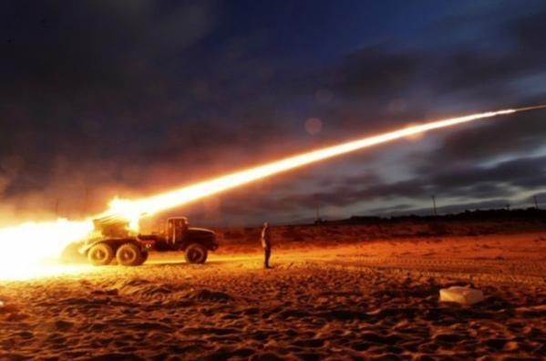 Последние новости АТО: боевики снова из «Градов» обстреляли мирные населенные пункты