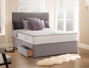 Sealy Jubilee Latex King Size Divan Bed £619.00