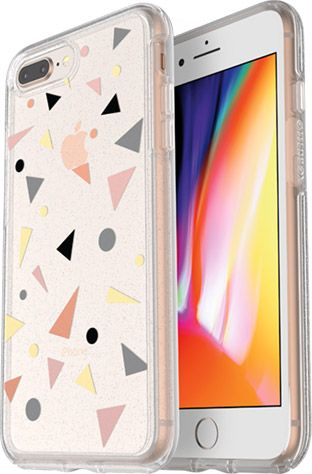 Symmetry Series Clear Graphics Case for iPhone 8 Plus & iPhone 7 Plus | OtterBox