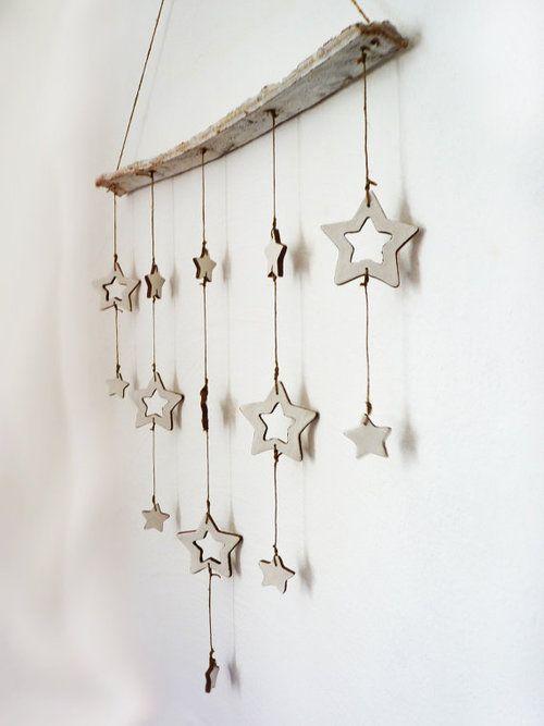 Ik heb deze sterren in koekvorm geinig idee voor mijn raam, kan ook met harten