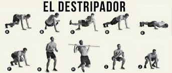 Resultado de imagen para ejercicios con el peso de su cuerpo