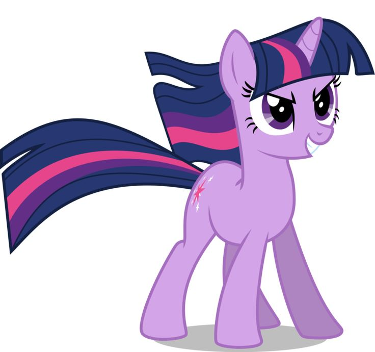 MLP Twilight Sparkle: For Equestria by mewtwo-EX.deviantart.com on @DeviantArt