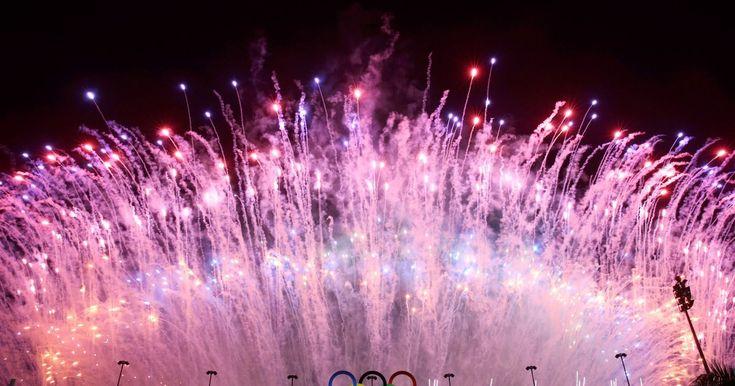 Último dia de Olimpíada no Rio tem bloqueios no trânsito e festa no Porto