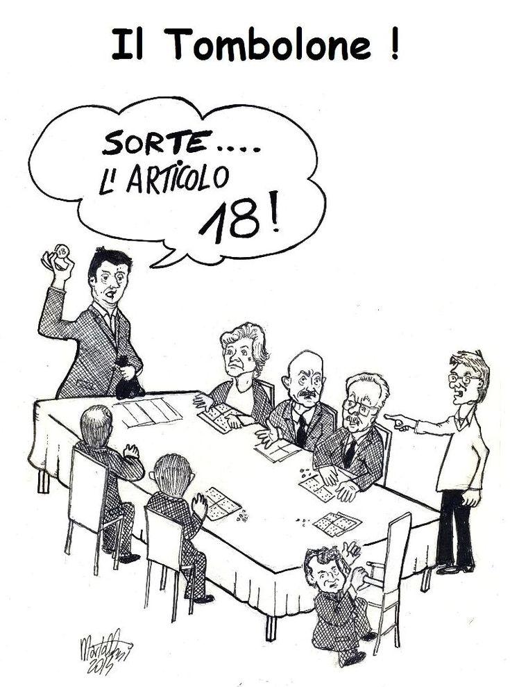 L'articolo 18