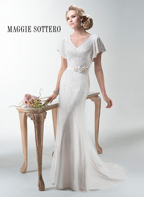 Large View of the Payton Bridal Gown