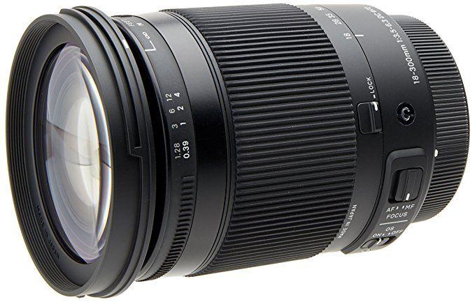 Sigma 18 300mm F3 5 6 3 Contemporary Dc Macro Os Hsm Lens For Canon Review Photography Lenses Nikon Canon Lens Digital Camera Lens