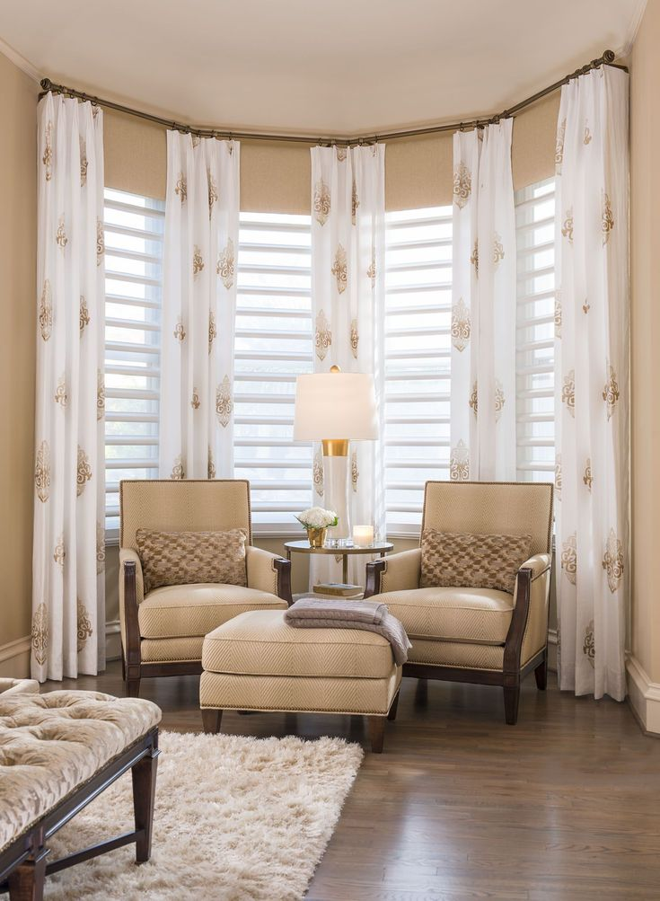 Window Coverings by Sunrise Blinds of Texas Interior Design by IBB Design