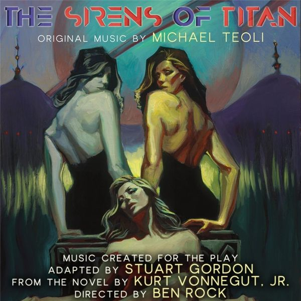 NEW ALBUM - #Music from the 40th Anniversary Revival of the play adapted by Stuart Gordon from the novel by Kurt Vonnegut, Jr.  Directed by Ben Rock at Sacred Fools Theater in Hollywood