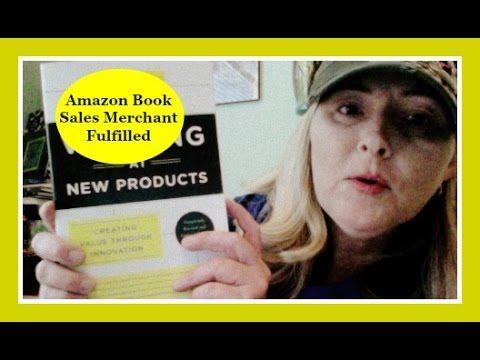 Amazon Book Sales Merchant Fulfilled