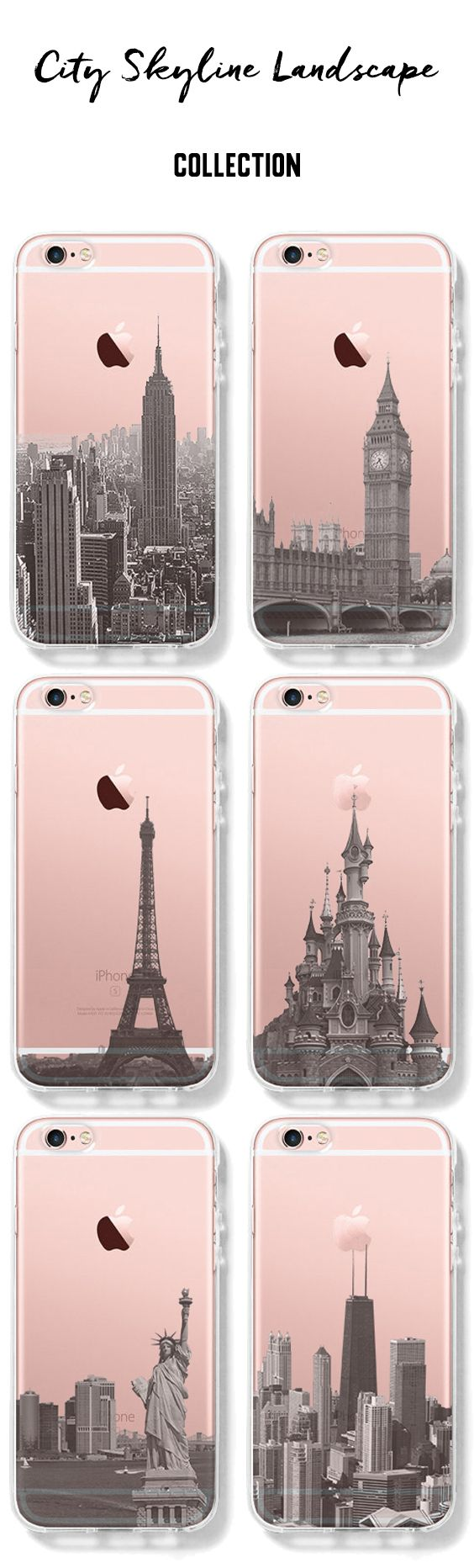 City Skyline Unique design iPhone cases Cell Phones & Accessories - Cell Phone, Cases & Covers - http://amzn.to/2jXZVL6