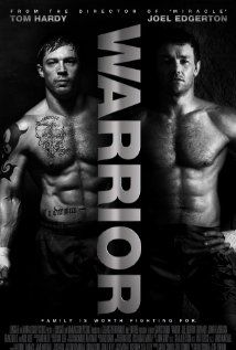 Warrior (2011): The youngest son of an alcoholic former boxer returns home, where he's trained by his father for competition in a mixed martial arts tournament - a path that puts the fighter on a collision corner with his older brother.