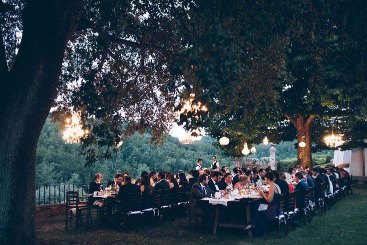 Chianti Vineyard Wedding