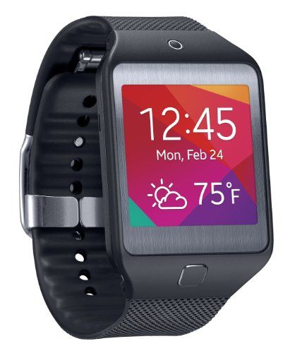 Samsung Gear 2 Neo Smartwatch - Black (US Warranty). Shopswell | Shopping smarter together.™