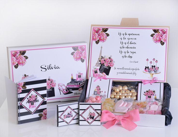 34 best cajas de golosinas para regalar images on pinterest - Regalos originales para tu mejor amiga ...