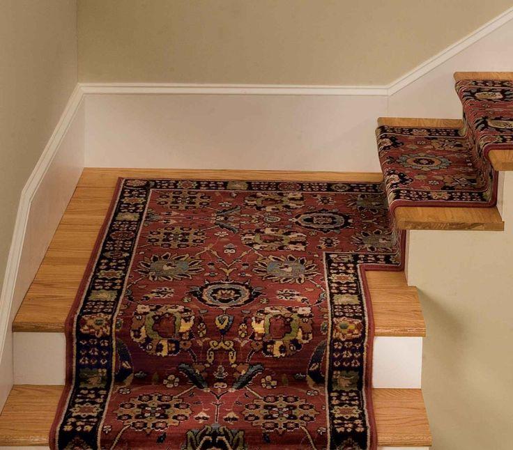 Cozy Stair Treads Carpet