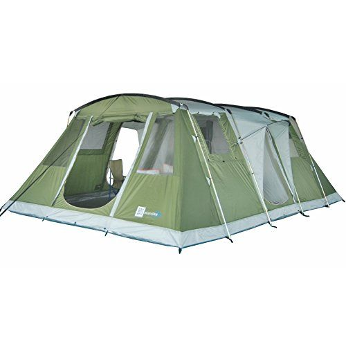 Skandika Nizza Six Man Family Tent