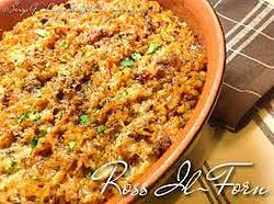 Maltese Baked Rice (Ross il-Forn)