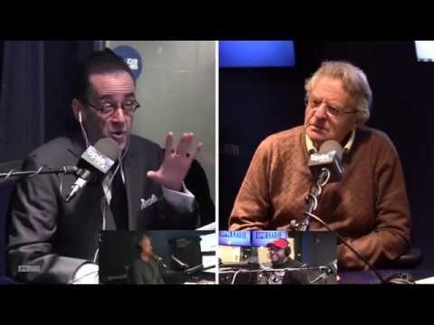 The Great Debate: Lionel vs. Jerry Springer