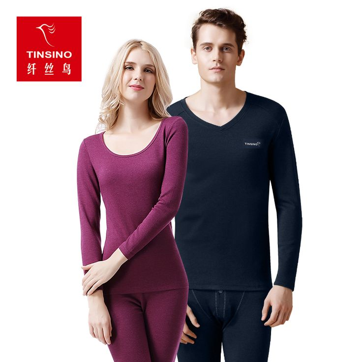 women's  warm thermal underwear set warm solid color in long johns pants cashmere super - soft couple