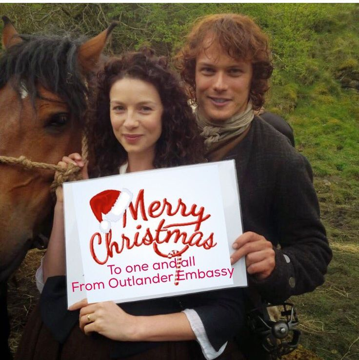 Outlander Countdown to Christmas4 days to go. We wish all the Cast, Crew and all our Followers A Very Peaceful & Happy Christmas