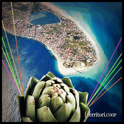 Buongiorno amici di Territori.Coop. Ieri ho provato il paracadute e ho rischiato di perdere le foglie...#selfieterritori