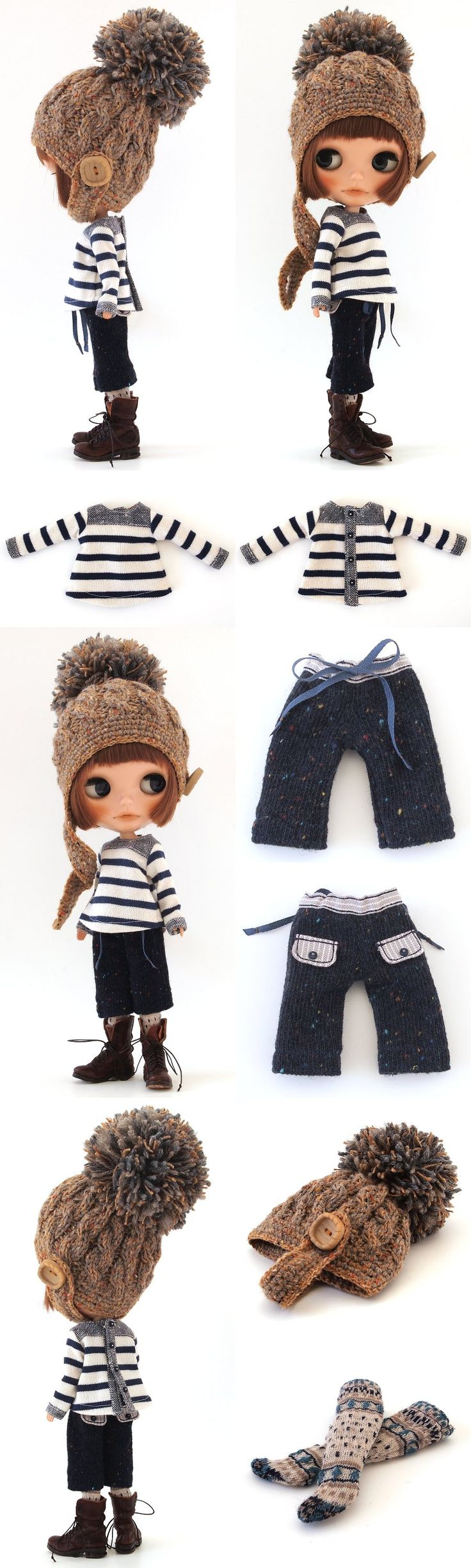 ** Blythe outfit ** Lucalily 355**の画像:mahounote.