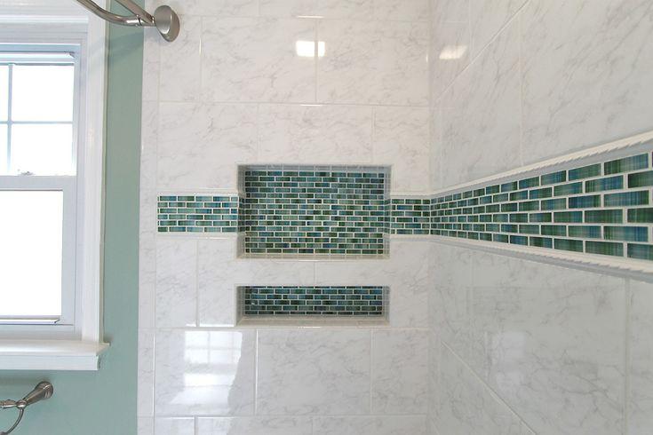 14 Best Images About Shower Niche Designs On Pinterest