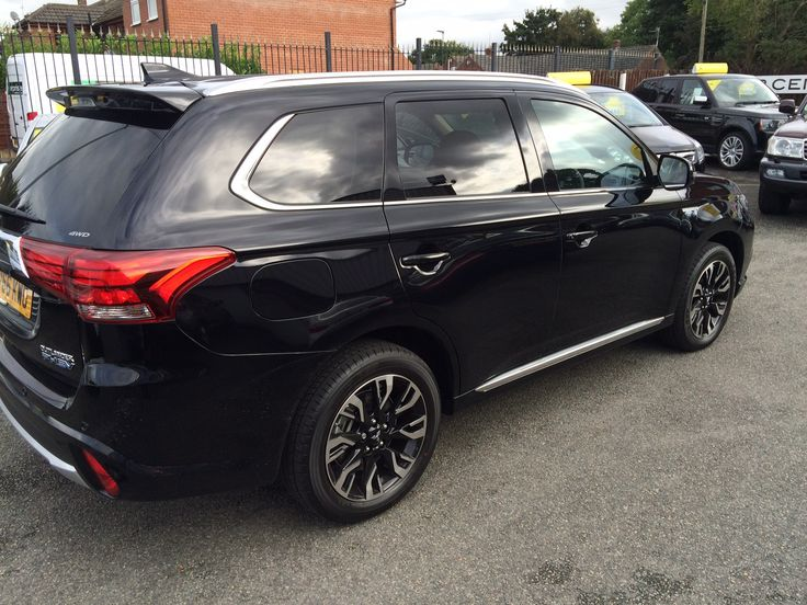 The Mitsubishi Outlander PHEV  #carleasing deal | One of the many cars and vans available to lease from www.carlease.uk.com