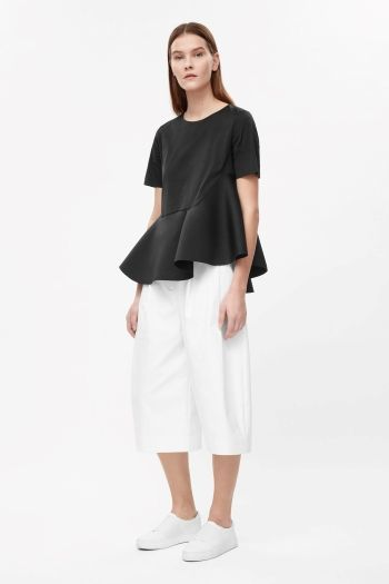 Top with scuba frill