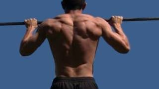 Beginners Pull Up Workout Tutorial Week 1 strength training for pull ups workouts exercises, via YouTube.