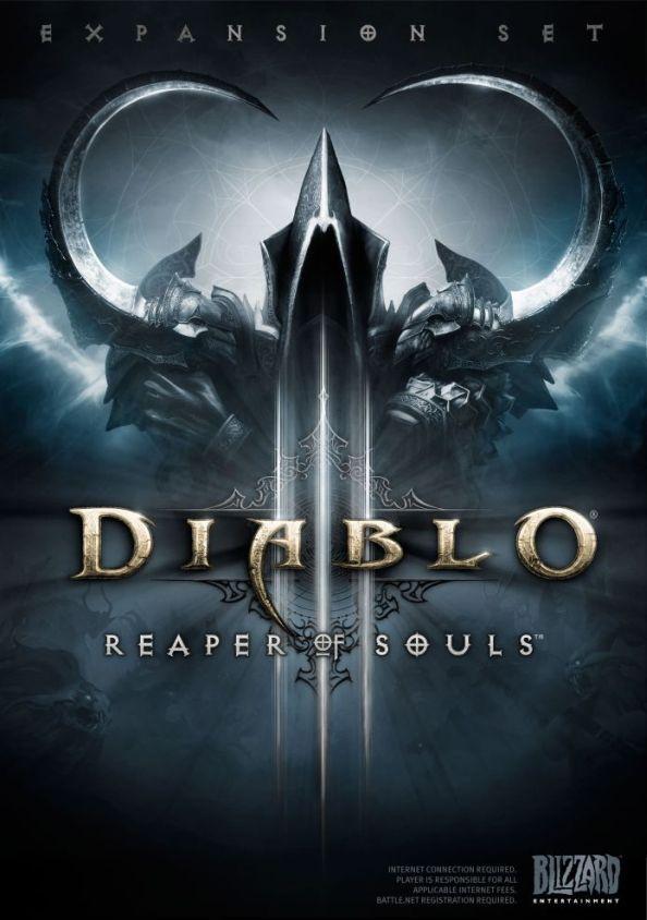 Znalezione obrazy dla zapytania diablo III reaper box