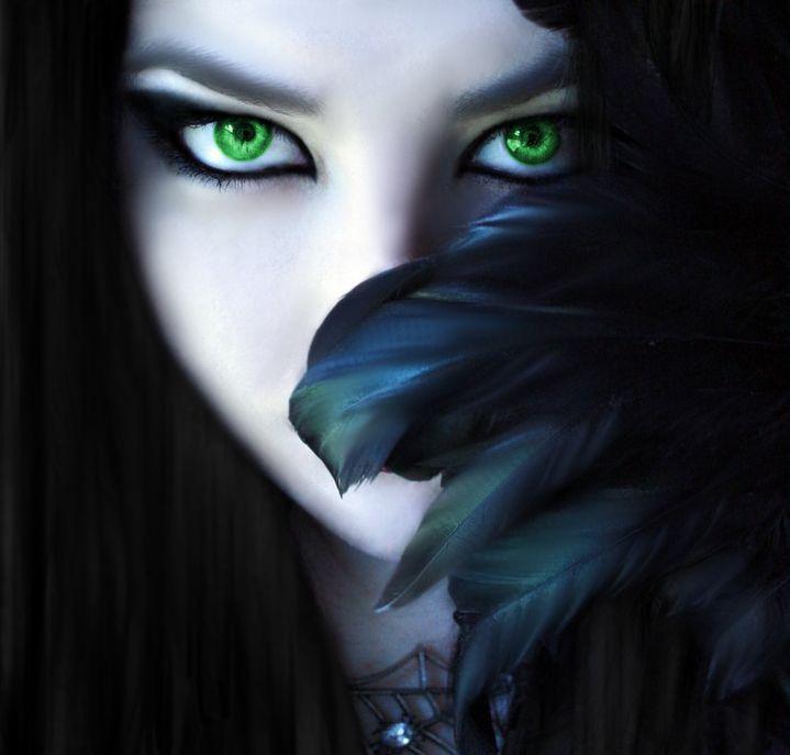 Pinterest Woman Emerald: Mystic Women By QlamourLady On DeviantArt