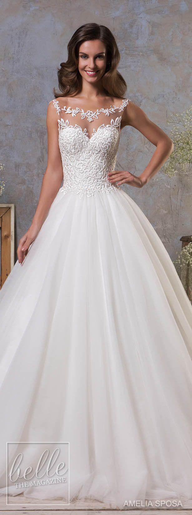 2658 best Verfüherische Brautkleider images on Pinterest | Bridal ...