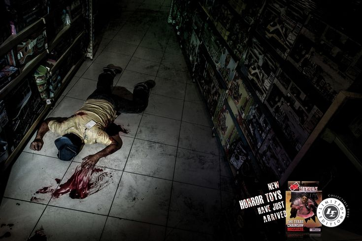 Limited Edition Collectible Toys: Horror Toys, New horror toys have just arrived.