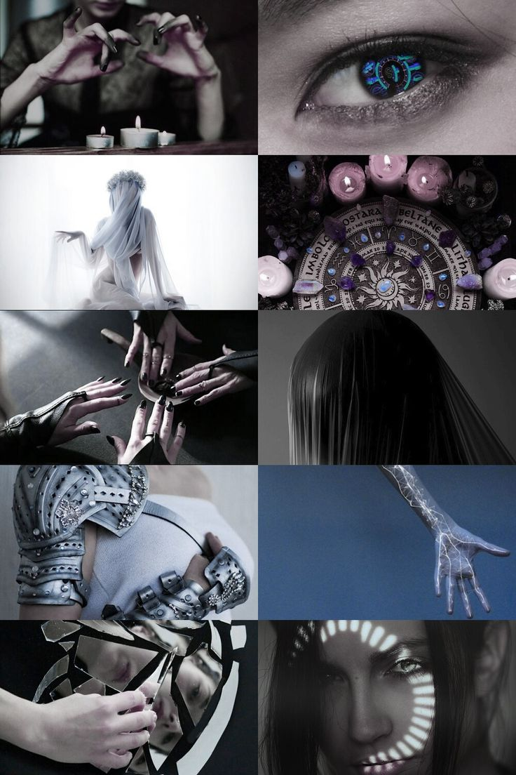 Aesthetic| The witch of time