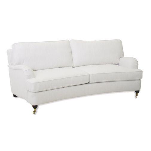 Prisvärd och klassisk soffa i tidlös design som passar i de flesta hem. Slitstarkt tyg dorina basic....