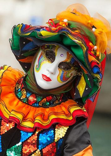 Venice Carnival by Alaskan Dude
